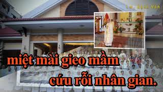 HÂN HOAN TIẾN VÀO - Lm. Bạch Vân