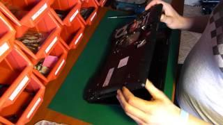 LENOVO G570 oględziny i demontaż | lenovo g570 disassembly