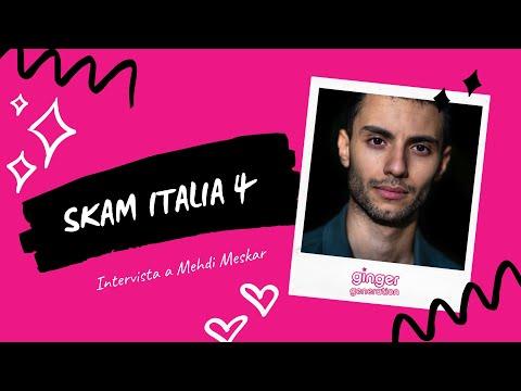SKAM Italia 4 - Mehdi Meskar racconta chi è Malik e il rapporto con Sana e Beatrice Bruschi