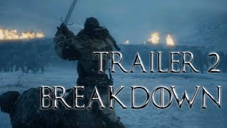 Official Season 7 Trailer 2 Explained ! | Game of Thrones thumbnail