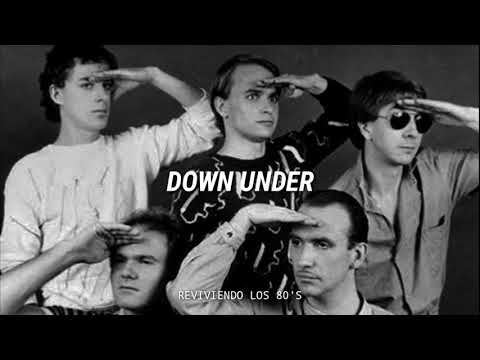 Men At Work - Down Under | Subtitulado Al Español