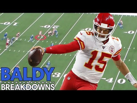 Breaking Down Why Patrick Mahomes Will be the 2019 MVP   Baldy Breakdowns