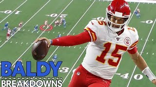 Breaking Down Why Patrick Mahomes Will be the 2019 MVP | Baldy Breakdowns