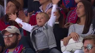 avangard 0 CSKA 3, 1 September 2017 Highlights