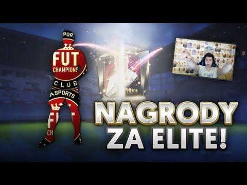 PACZKI ZA ELITĘ! MAMY WALKOUT! - Nagrody za Mistrzostwa FUT
