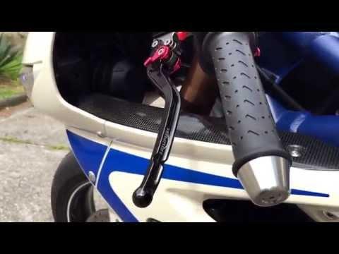 Rare Triumph Daytona  Special Edition Arrow + multiple mods