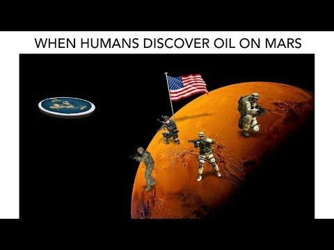Funny American oil memes
