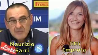 Inter-Napoli, Sarri manda a fare in c**o una giornalista!