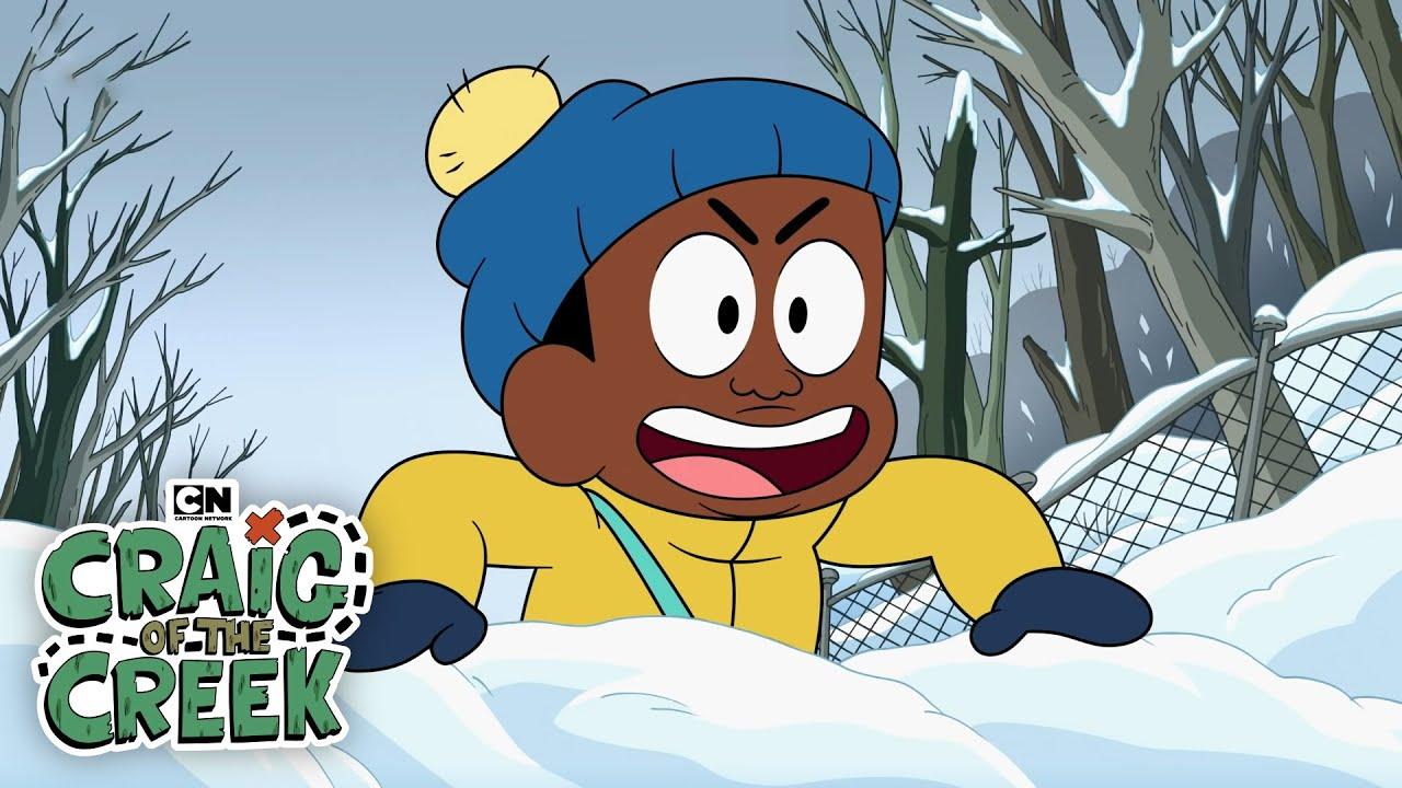 Best Snowball Fight Techniques | Craig of the Creek | Cartoon Network