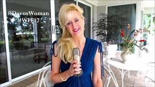 DAVOS WOMAN 2017 Never Give Up on Your Dreams: 5 Economic Myths of 2016 Anchor Sandra Rupp