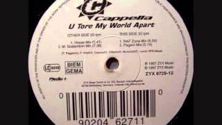 Capella - U Tore My World apart (Pagani Remix)