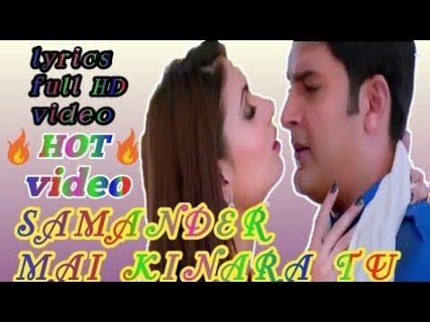 Samandar Main Kinara Tu  New Song   2019 Video  Best Love Song Hindi Song Kumar Dipak