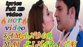 Samandar main kinara tu ...  new song   2019 video  Best love song hindi song kumar dipak