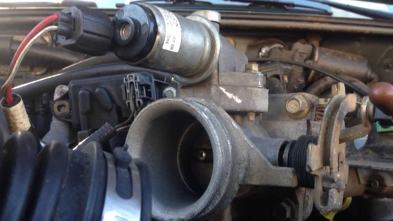 Ford    Ranger Throttle cable  YouTube