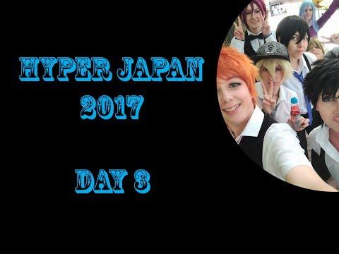 Hyper Japan 2017 - Sunday