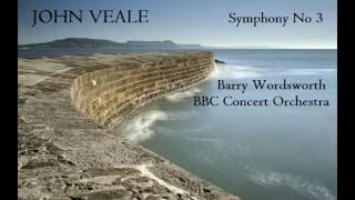John Veale: Symphony No 3 [Wordsworth-BBC CO] premiere