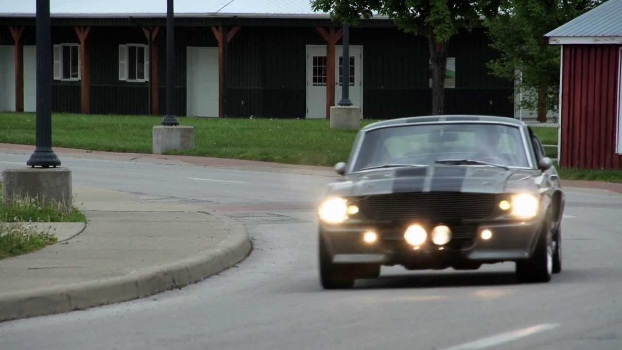 1967 ford mustang eleanor gone in 60 seconds hero car youtube