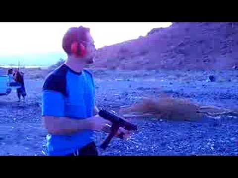 Tech-9, KG-9 Machine gun
