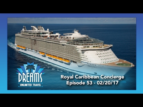 "Royal Caribbean's ""Royal Suite Class"" Concierge 