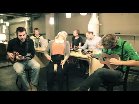 Alcoholic Faith Mission - We Need Fear (KiFF Backstage Session)