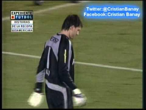 Cienciano vs Boca Juniors (1-1) (4-2)  Recopa 2003 Cienciano Campeon