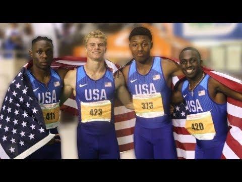 u20-4x100m-world-record-38.62!!!