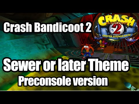 """Crash Bandicoot 2 