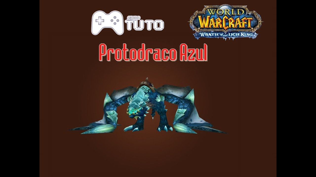 how to get blue proto drake