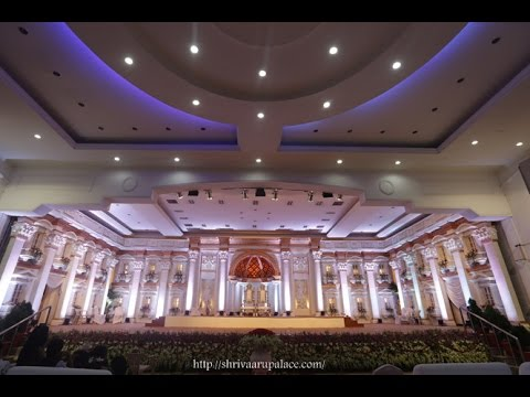 Marriage Halls In Chennai With More Than 1000 Capacity