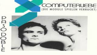 PASO DOBLE - Computerliebe
