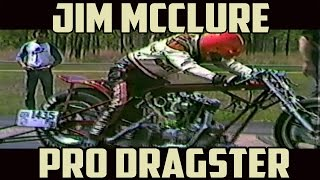 Jim McClure Nitro Pro Dragster 1982