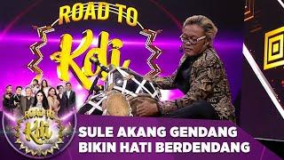 Download lagu VIRAL!!! Aksi Sule Akang Gendang Bikin Hati Berdendang - Road To KDI 2020 (20/7)