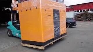 Винтовой компрессор Berg ВК-110(Производительность 20,1 м3/мин, давление 8 атмосфер. Мощность электродвигателя 110 кВт. Прямой привод. Масса..., 2016-07-07T09:26:17.000Z)