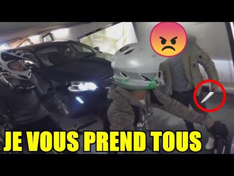 Download 5  ROAD RAGE 1 HOMME S'EMBROUILLE AVEC UN GROUPE - CLASH FRANÇAIS