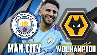 Commentary 🎙️MAN CITY - WOLVES // Talk 🎙️