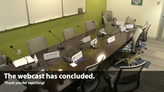Faith-Based Entities Subcommittee - January 17, 2019, Afternoon session