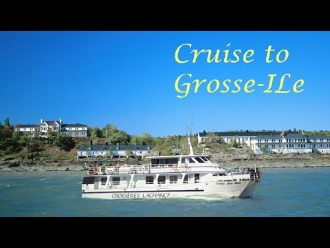 Cruises And Visit Of Grosse-ile