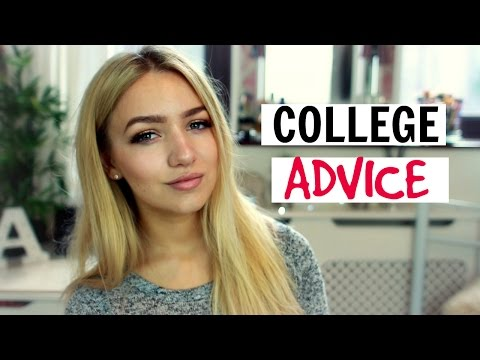 My College Experience & Advice! UK 2016