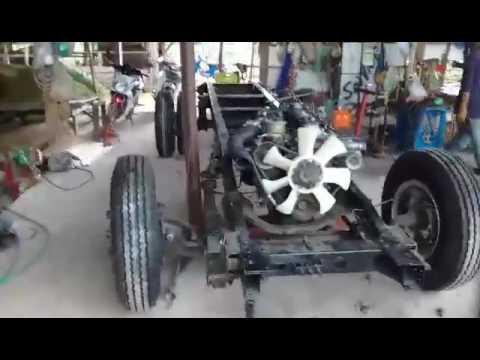ทำรถหกล้อดั้ม ประกอบรถสวย EP.2 Dump Truck
