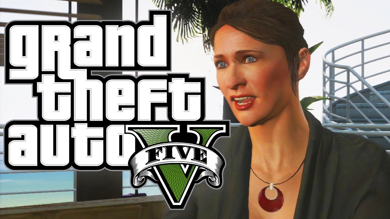 Gta v dating amanda