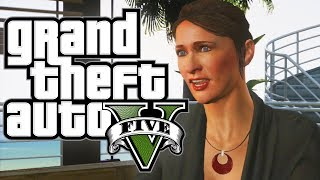 gta 5 how to date amanda funny moments in grand theft auto v
