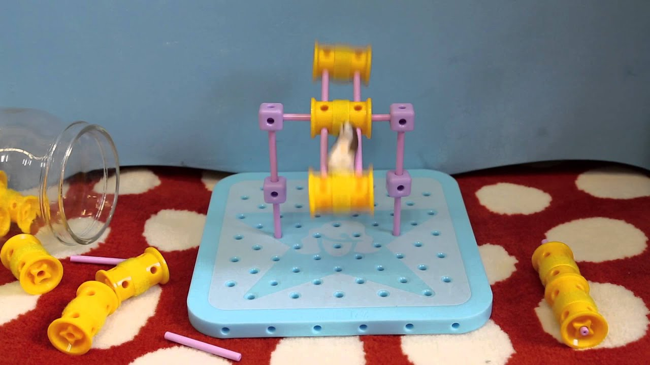 "The Nacho Spinner"" Gol Blox Games for Girls Playground"