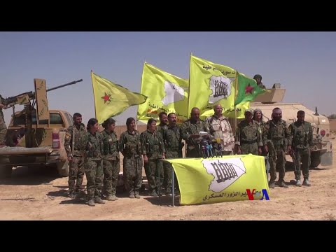 قوات سوريا الديمقراطية تستنفر للقضاء على داعش  - نشر قبل 3 ساعة
