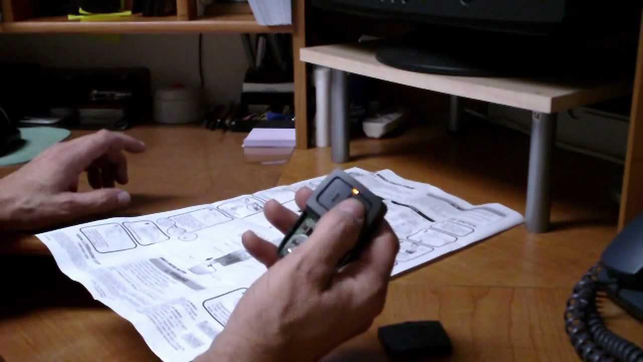 Diy How To Program Your Garage Door Transmitter To The Garage Door