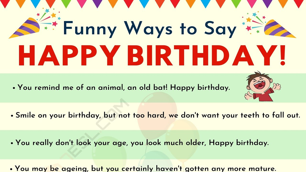 Invitation Card Birthday Funny Dog we were guests dialect 30 40 50 Desire text