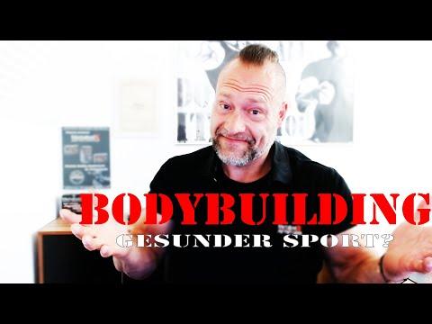 Bodybuilding - Ist das gesund?