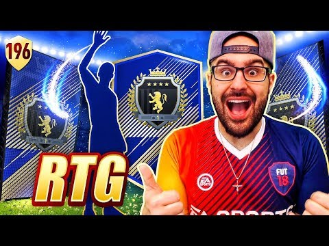 EPIC TOTS IN MY FUT CHAMPIONS REWARDS! FIFA 18 Ultimate Team #197 RTG