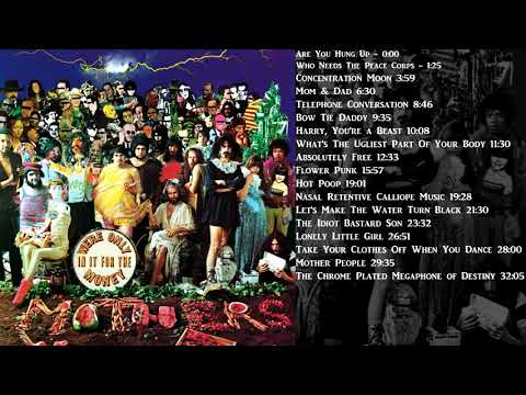 The Mothers Of Invention - We're Only In It For The Money - FULLY UNCENSORED