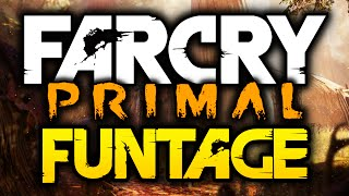 Far Cry Primal: Funtage! - (FCP Funny Moments Gameplay)
