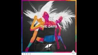 Avicii ft. Robbie Williams - The Days (Full High Quality)
